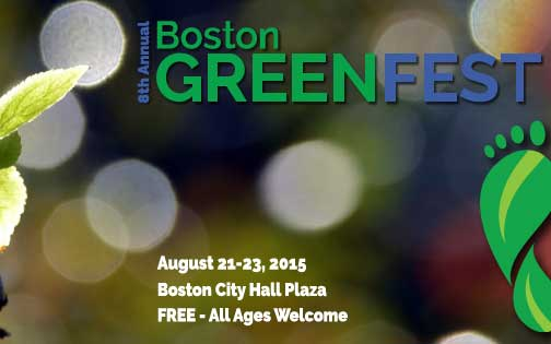 Boston Green Fest 2015